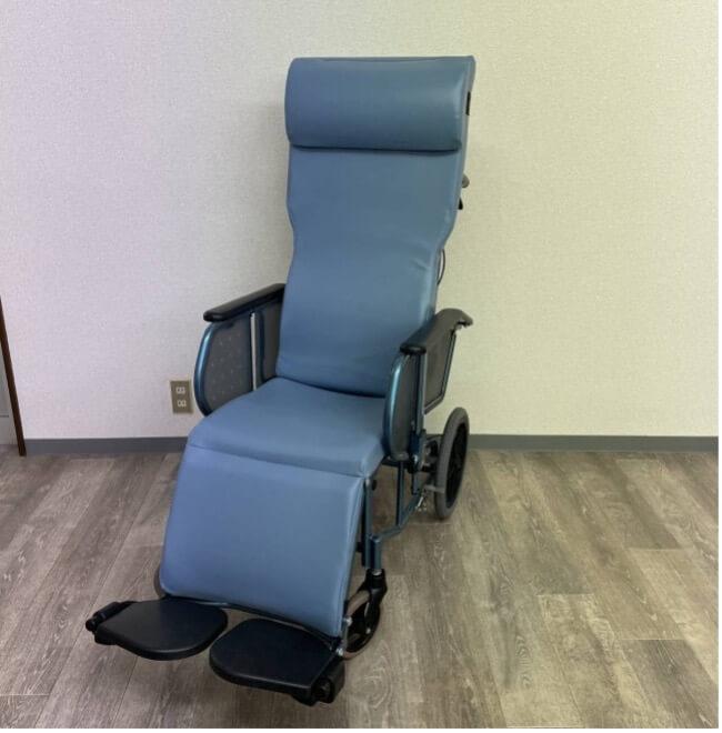 車椅子も想いてにおまかせください