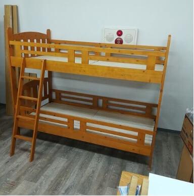 横浜の遺品整理想いてでは2段ベッドも買取対象です